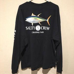 Salty Crew Long Sleeve Shirt sz XXL